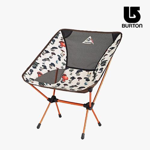 버튼코리아정품 버튼 BURTON 버튼 캠프체어 Helinox x Big Agnes x Burton Camp Chair 머쉬룸 Shrooms 체어원