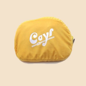 케일 CAYL POCKETABLE TOTE/ Yellow