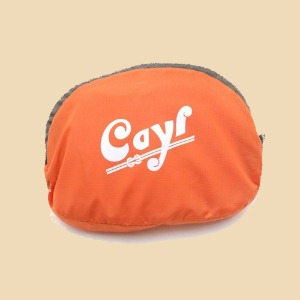 케일 CAYL POCKETABLE TOTE/ Orange