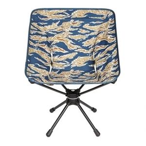 헬리녹스 택티컬 스위블체어 - Tiger Stripe Camo뛰어난 내구성으로 내하중 120kg까지 가능한 인체 공학적으로 설계된 캠핑용 회전 의자