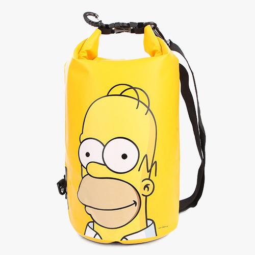 배럴 Barrel 심슨 드라이백 The Simpsons Dry Bag 10L Homer