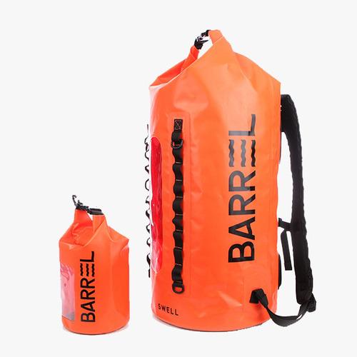 배럴 Barrel 드라이 백팩 오렌지 Backpack 42L Orange
