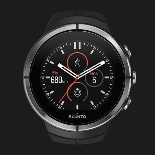 아크테릭스 모자 증정 순토 스파르탄 울트라 블랙 Suunto Spartan Ultra Black 80가지의 스포츠모드, 최적화된 컬러 터치 스크린