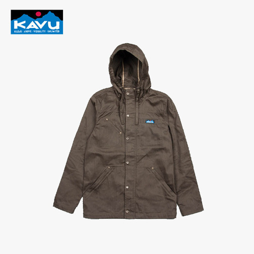 카부 KAVU 럼버잭잇 자켓 Lumber Jack It - Military Green