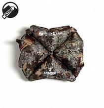 클라이밋 Pillow X - Camo 필로우 엑스 - 카모초경량 55G의 머리를 배개 가운데로 잡아주는 혁신적인 에어배개