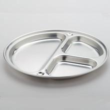 오픈컨츄리 11-1/2'' Compartment Plate 식판오픈컨트리 가벼운 알루미늄 캠핑용 식판 지름 29cm