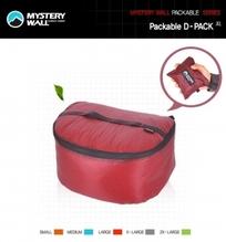 미스테리월 Packable D-pack (XL)나일론66 초경량소재로 경량 패킹용으로 최적화된 캠핑용 수납백